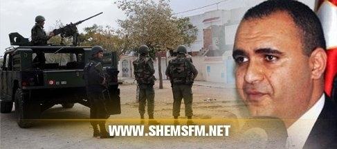 Actualités : Med Ali Aroui-Opération terroriste de Oued Ellil : six femmes se trouvent à l'intérieur de la maison