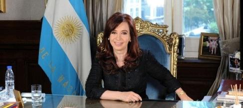 عالمي: ♣◘★ رئيسة الأرجنتين تقدم هدية لشعبها العام الجديد ★◘♣ media_temp_142014856