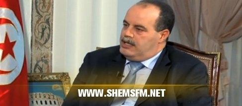 """وطني: ناجم الغرسلي :"""" سنتصدى للعائدين سوريا ...و يشكلوا خطرا media_temp_142391772"""