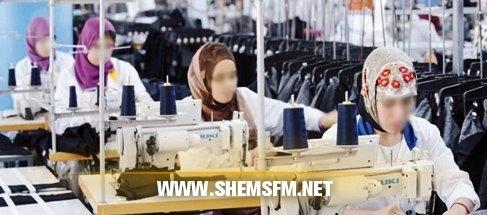 Monastir : les ouvriers des usines de textile appellent à la révision de la déduction des taxes de leur salaire  Media_temp_1424182085
