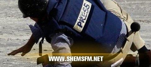 وطني: القصرين أعوان الحرس الوطني يُهددون مراسل ويعتدون عليه ماديا media_temp_142461935