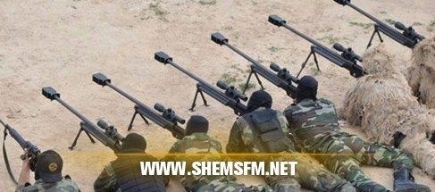 وطني: توزر وحدات الجيش والحرس الوطني تحاصر عناصر ارهابية مسلحة media_temp_142574947