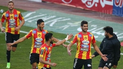 Coupe de Tunisie : EST 2 - ESZ 0  (Photos Mokhtar Hmima)