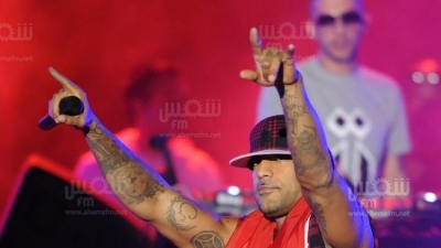 Festival International de Carthage - concert de Booba ( Photos Lahbibi Salah)