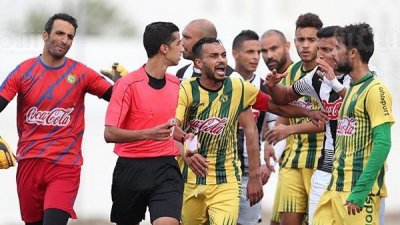 Ligue 2: ASA 1-1 ASM (Photos Mokhatr Hmima)