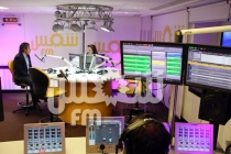 Shems FM Photos : Nabil Kouki dans Sport Time
