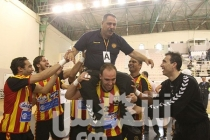 Shems FM Photos : Coupe de Tunisie-Handball,1/2 finale: EST 25-21 CA