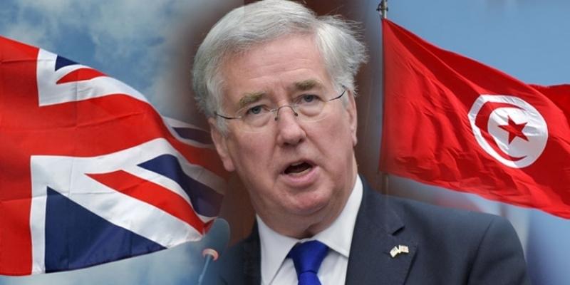 Lutte contre le terrorisme: coopération militaire tuniso-britannique en matière de surveillance des frontières
