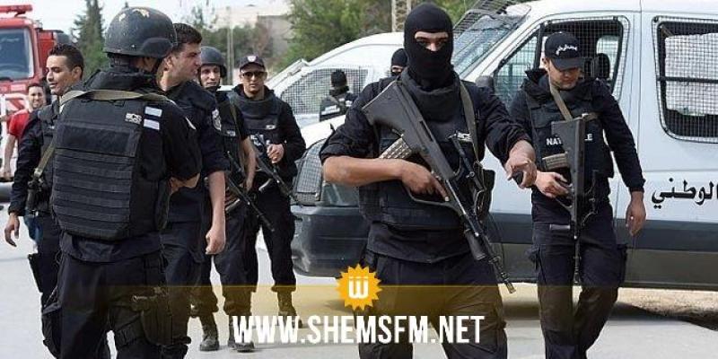 Monastir – Teboulba : démantèlement d'une cellule terroriste composée de 7 membres