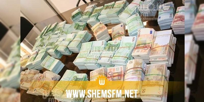 صفاقس:حــجز أكثر من 5 مليارات من العملة الصعبة