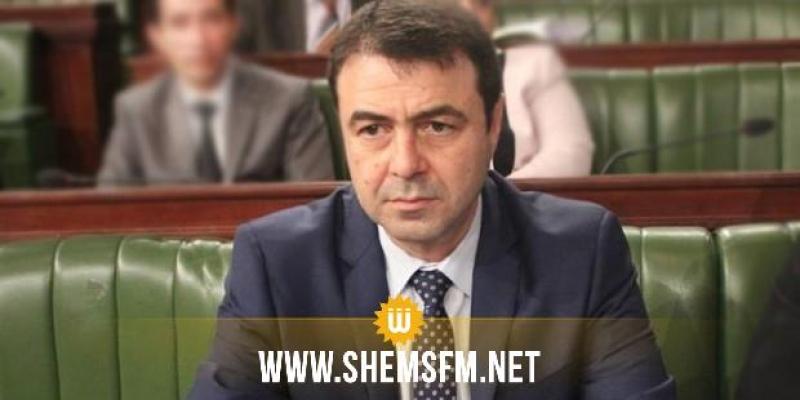 """وزير الداخلية:""""بعض العناصر خلقت الفوضى فى القصرين الاسبوع الماضي  لتسهيل مرور مواد مخدرة """""""