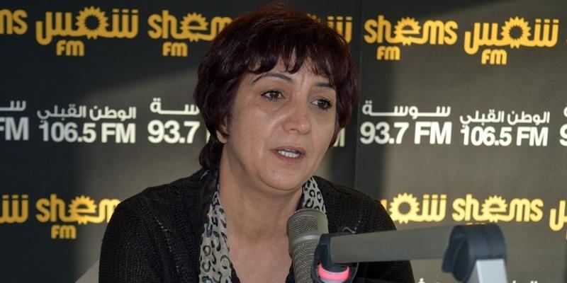 Samia Abbou : Nidaa Tounes et Ennahdha ont peur des élections municipales