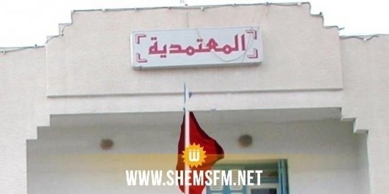 نفطة: الأهالي يرفضون المعتمد الجديد ويدخلون في اعتصام مفتوح