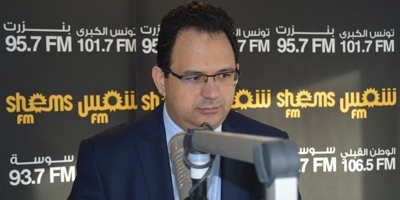 """زياد العذاري: """"ارتفاع أسعار بعض المنتوجات مسألة ظرفية والتجأنا للتوريد من ليبيا لدعم السوق التونسية"""""""
