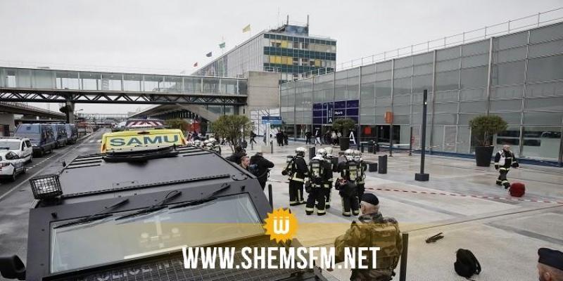 مصدر قضائي: منفذ هجوم مطار أورلي بباريس كان ثملاً