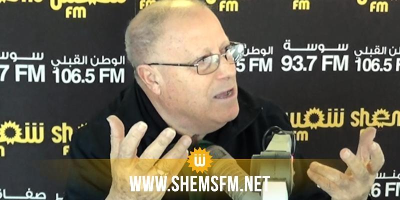 """خالد قزمير: """"هيئة الحقيقة والكرامة تكونت لضرب الباجي قايد السبسي وحركة نداء تونس"""""""