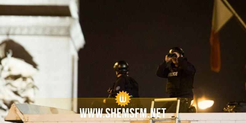 الداخلية الفرنسية تؤكد مقتل شرطي وإصابة إثنين آخرين في هجوم الشانزيليزيه