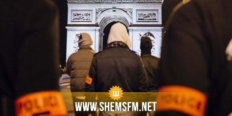 تنظيم داعش يتبنى إعتداء باريس