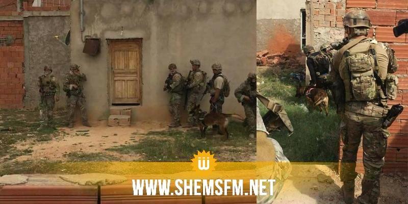 Opération antiterroriste de Sidi Bouzid : 2 éléments, bénéficiant de l'amnistie générale, arrêtés