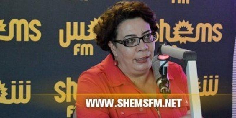 Saida Garrache commente la décision de démission du président de l'ISIE