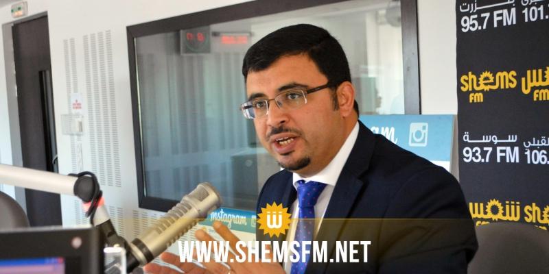 """خالد شوكات:""""عبارة مانيش مسامح ضد مسار التاريخ"""""""