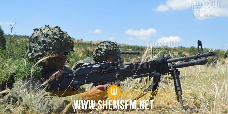 L'armée intercepte les mouvements de deux terroristes armés au mont Sammama