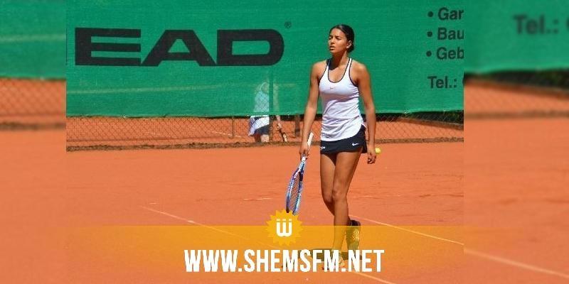 Diana Ch'houdi, une tenniswoman tunisienne, bientôt dans le classement mondial