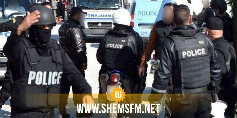 قابس:  إيقاف 20 شخص مفتش عنهم خلال حملة امنية موسعة