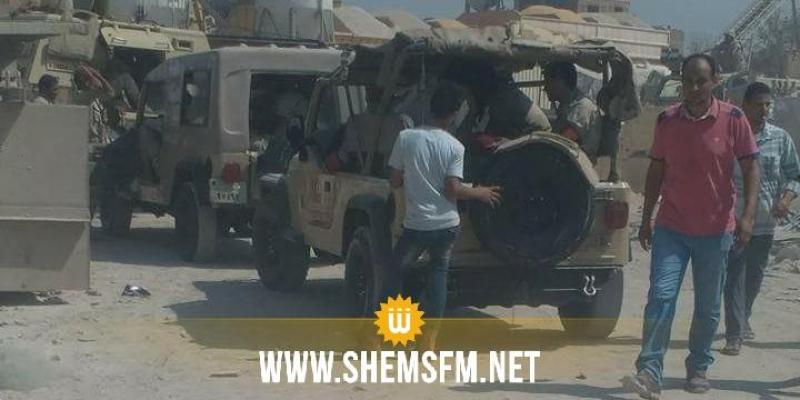 Égypte : un mort et des dizaines de blessés dans des affrontements entre la police et les citoyens
