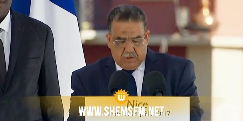Gouverneur de Sousse : « je suis allé pour représenter Sousse, je parle 4 langues mais j'ai eu le trac lors du discours »