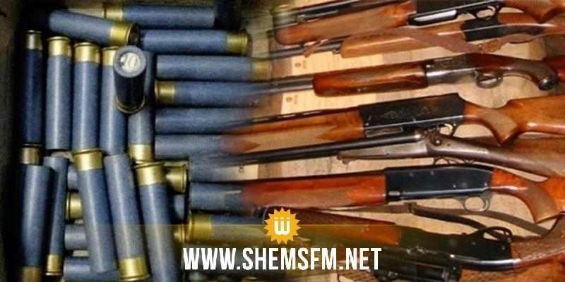 El Fahs : Arrestation de 9 étrangers en possession de fusils de chasse sans autorisation
