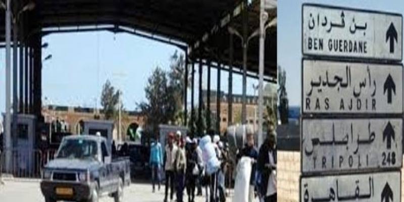 Médenine : 75 Tunisiens et 3 Algériens arrivent en Tunisie après qu'ils ont été libérés de prison en Libye