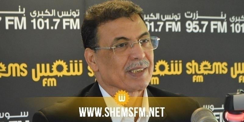 بوعلي المباركي يؤكد أن النداء والنهضة يُكبّلان رئيس الحكومة ويقول للشاهد :'خُوذ الجرأة وأحنا معاك'