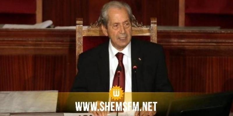 محمد الناصر: الاثنين المقبل جلسة عامة للبرلمان لمنح الثقة لاعضاء الحكومة المقترحة