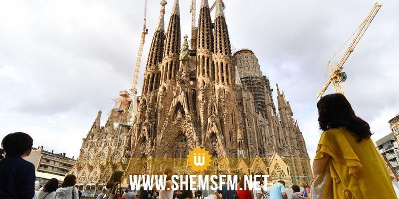 برشلونة: تطويق كنيسة ساغرادا فاميليا في عملية لمكافحة الإرهاب