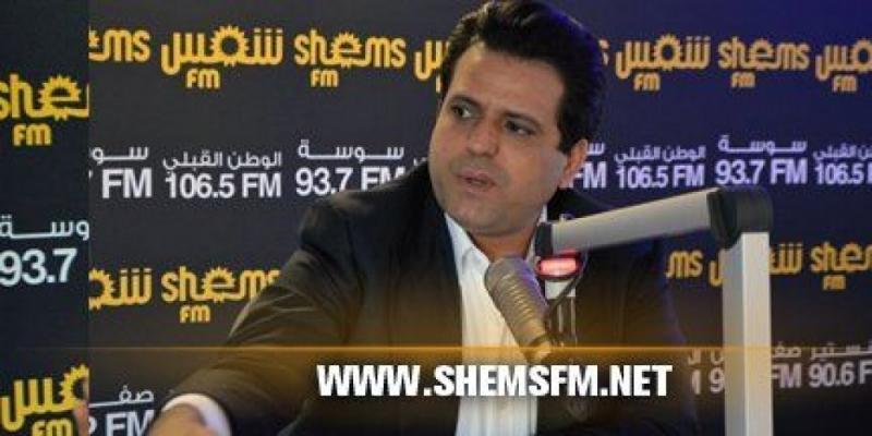سليم الرياحي: قرار تحجير السفر علي غير معقول  و لا صحة لاعتزامي مغادرة تونس نهائيا