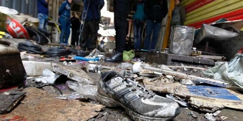 7 قتلى و15 جريحا بهجوم انتحاري غربي الأنبار