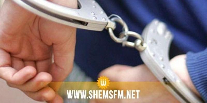 Kasserine: arrestation d'un élément en contact avec des terroristes