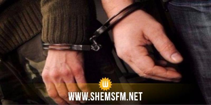 MI : deux individus, recherchés pour affiliation à une organisation terroriste, arrêtés à Kasserine