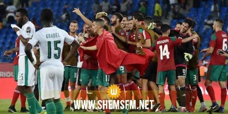 Le maroc se qualifie pour sa premi re coupe du monde depuis 1998 - Maroc coupe du monde 1998 ...