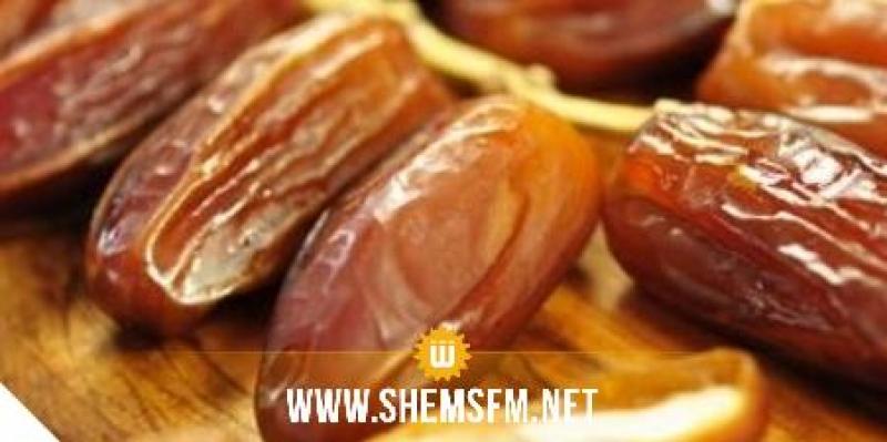Kébili : les averses n'ont pas endommagé la récolte des dattes