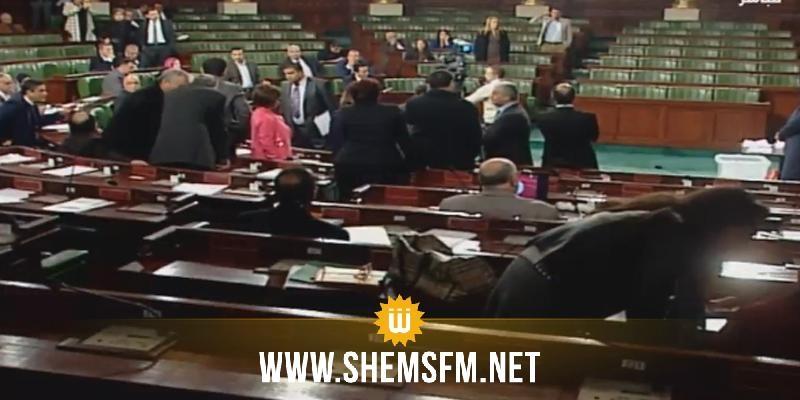 Élection président de l'ISIE : la députée Leila Ouled Ahmed vote à deux reprises