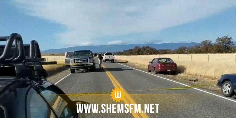 USA: une fusillade fait 4 morts en Californie