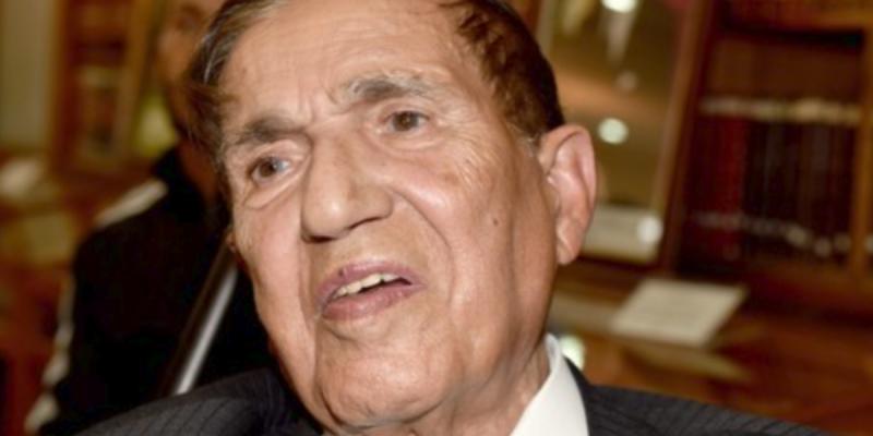 المغرب تودع الإذاعي والكاتب عبد الله شقرون عن سن 91 عاما