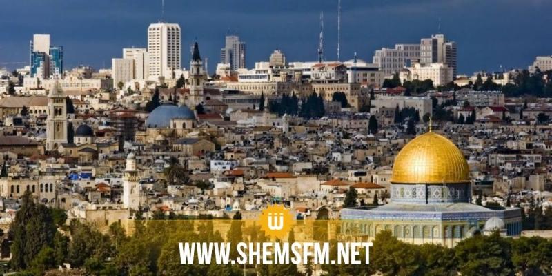 أحزاب سياسية تدعو للتصدي للإعلان المرتقب عن القدس عاصمة للاحتلال الإسرائيلي