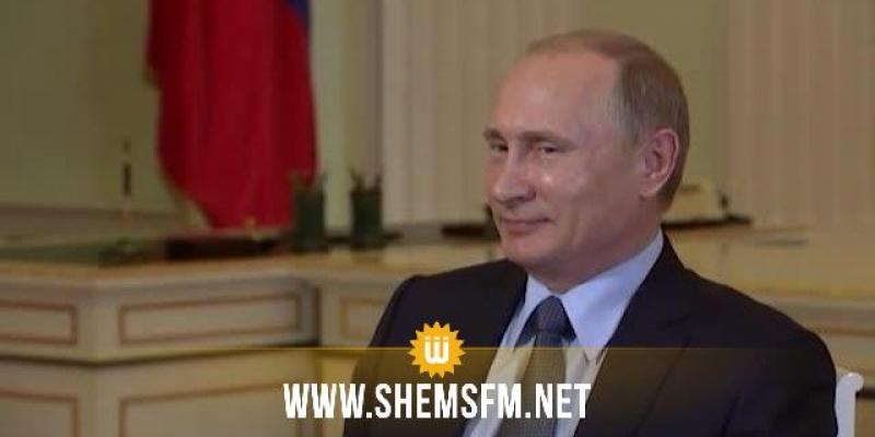 Vladimir Poutine candidat pour un quatrième mandat en 2018