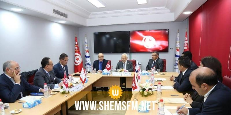 النداء والنهضة والوطني الحر يدعون هيئة الإنتخابات للإجتماع بالأحزاب