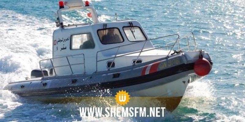 المهدية: إحباط عملية إجتياز للحدود البحرية خلسة
