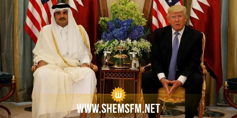 أمير قطر لترامب: نقل السفارة للقدس خطير وسيزيد الوضع في الشرق الأوسط تعقيدا