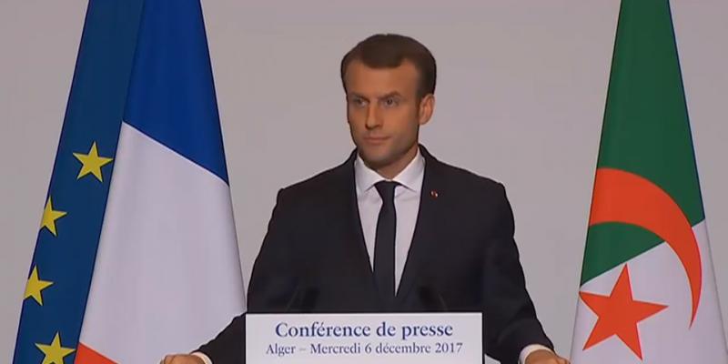 E.Macron désapprouve la décision de D.Trump